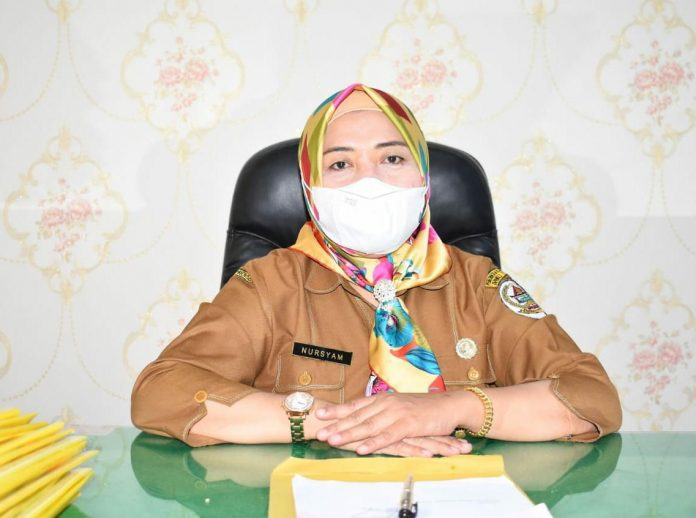 Kadis Kesehatan Tapteng, Nursyam. Foto: istimewa